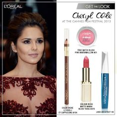 Cheryl Cole's make up look decoded!