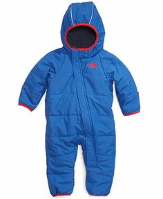The North Face Baby Bunting, Baby Boys Toasty Toes Coverall