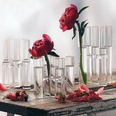 Modernist Ikebana vases
