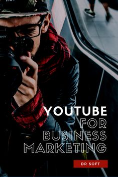 If you haven't thought about using #YouTube for #business marketing yet, it's time to consider adding a YouTube channel to your #strategy in 2018. #contentmarketing #digitalmarketing #contentstrategy #videocontent