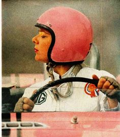 Donna Mae Mims is a legend as a racer, a Yenko employee during their heyday and as a PVGP race side volunteer. Donna was the SCCA national champion in 1963 racing her pink Austin-Healey Sprite.