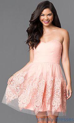 Hot Pink Formal Dresses, Short Pink Prom Dresses