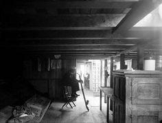 Below Deck, US Brig Niagara (1913)