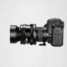 Fotodiox Pro Lens Mount Adapter with Focusing Barrel, for Mamiya RZ67 lens to Canon EOS EF-Mount DSLR Cameras