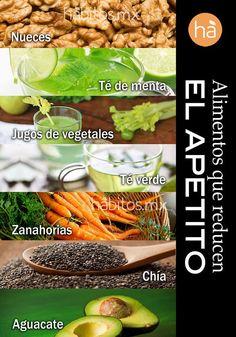 Hábitos Health Coaching   7 alimentos que nos ayudarán a reducir el apetito y los antojos por comida no saludable