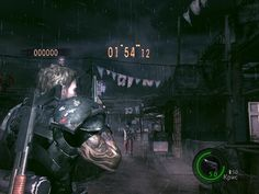 Storm Area Meetings / Screen 005 / Mods for Resident Evil 5(RE5) / Level - Area Meetings