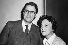 @Oliver Peoples: Gregory Peck et Harper Lee