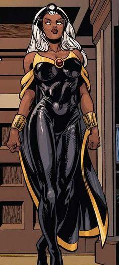 Ororo (Tempestade), X-Men. Comic Book Characters, Marvel Characters, Comic Character, Comic Books Art, Comic Art, Marvel Women, Marvel Girls, Comics Girls, Marvel Comics