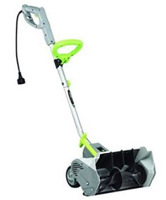Earthwise 12 AMP Electric Snow Thrower Power Shovel with Wheels Snow Blower - Affiliate Disclosure: We may earn commissions from purchases made through links in this post Gifts For Elderly Women, Snow Shovel With Wheels, Electric Snow Shovel, Best Electric Scooter, Online Shopping, Yard Maintenance, How To Make Snow, Outdoor Power Equipment, Cord