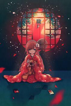 Anime Devil, Sad Anime, Me Me Me Anime, Anime Boys, Anime Art, Diabolik Lovers, Friend Anime, Vocaloid Cosplay, Anime Couples Drawings