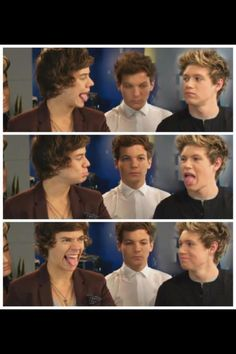Louis- I'm surrounded by idiots