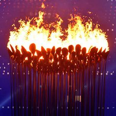 Opening Ceremony, London Olympic Games
