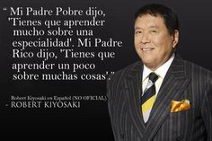 Robert Kiyosaki: La educación financiera es la clave para el progreso del Perú