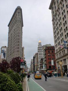 Flatiron Building #NewYork
