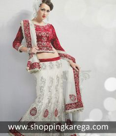 Wedding Lehenga Choli by shoppingkarega.com