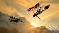 SSX now free as part of Xbox Games With Gold for December
