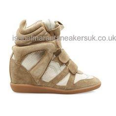 http://www.isabelmarantsneakersuk.co.uk/ High-top Gream White Isabel Marant Sneakers Suede