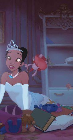 *TIANA ~ The Princess and the Frog,