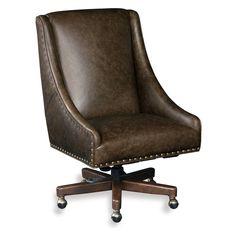 Hooker Furniture Bronx Home Office Chair - EC456-089