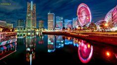 نمای شب سئول, کره جنوبی