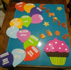 Cumpleaños Preschool Classroom, Classroom Decor, Preschool Activities, Birthday Bulletin Boards, Birthday Board, Birthday Calendar, Crafts To Make, Crafts For Kids, Birthday Charts