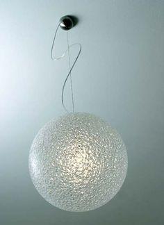 Lumen Center IceGlobe S Hanglamp by Lumen Center in Hanglamp Rondom Stralend - Hanglampen - Binnenverlichting