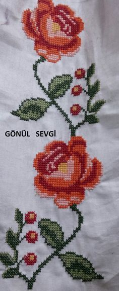 Clay Mosaic - Rose made from cross stitch pattern: Hi, I love doing clay crafts. Embroidery Patterns Free, Embroidery Needles, Cross Stitch Embroidery, Hand Embroidery, Cross Stitch Patterns, Embroidery Designs, Cross Stitch Boards, Cross Stitch Love, Cross Stitch Flowers