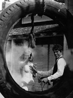 bonnie and clyde • 1967   A favorite then, now, and forever.  I always cry a little when they die.