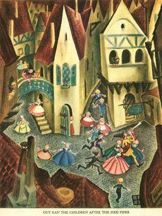 çizgili masallar: Gustaf Tenggren, The Tenggren Tell-It-Again Book
