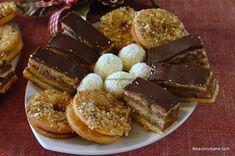 Prăjituri pentru Crăciun și Anul Nou - cele mai bune rețete de prăjitură de casă   Savori Urbane Best Pastry Recipe, Pastry Recipes, Cookie Recipes, Cheese Party, Tiramisu, Caramel, Deserts, Sweets, Cookies
