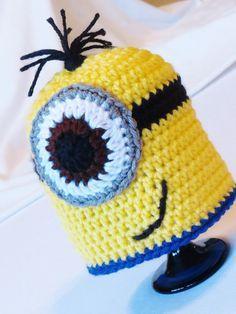 Despicable Me Baby Minion Hat Newborn