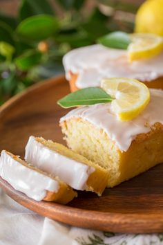 These little loaves are sweet and moist with just the right amount of lemon flavor. Made healthier with coconut oil and Greek yogurt!