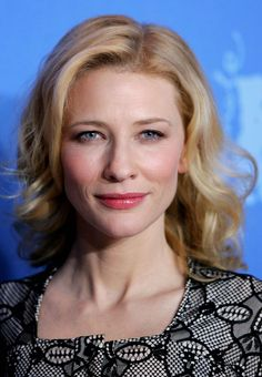 """Cate Blanchett - Berlinale International Film Festival - """"Notes On a Scandal"""" Photocall - February 2007 Beautiful Celebrities, Beautiful People, Beautiful Women, Cate Blanchett, Famous Kates, International Film Festival, Beauty Queens, Movie Stars, Actors & Actresses"""