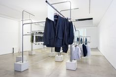 MR PORTER x BEAMS by Schemata Architects, London – UK » Retail Design Blog
