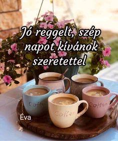 Good Morning Greetings, Coffee Break, Happy Sunday, Mugs, Tableware, Farmhouse, Dinnerware, Tumblers, Tablewares
