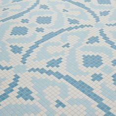 Find durable vinyl flooring for your home from wood effect to creative marble & tile effect vinyl. For inspiration, free home delivery & advice shop online. Tile Effect Vinyl Flooring, Mosaic Tiles, Kids Rugs, House Design, Quilts, Blanket, Wood, Creative, Inspiration