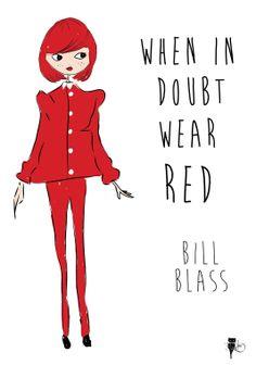 #red #billblass