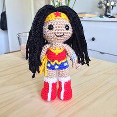 This Wonder Woman am