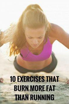 10 EXERCISES THAT BURN MORE FAT THAN RUNNING | Home Exercises & Remedies