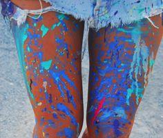 washable paint, too fun
