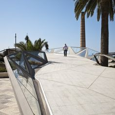 Motril Footbridge / Guijon Arquitectura