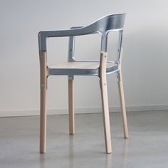 Steelwood for Magis by Bouroullec (2007)