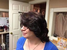 Hair. DONE.