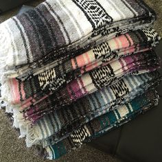 Falsa blankets are a beautiful addition to any home decor. Add a pop of color to…