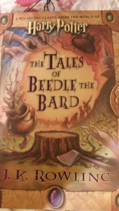 Book 19: The Tales of Beedle the Bard - even better the 2nd time!