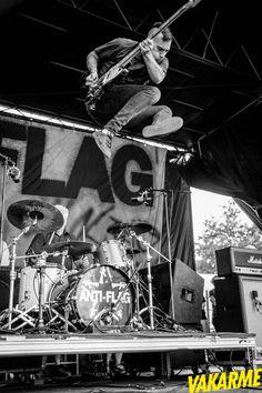 Anti-Flag @ Vans Warped Tour, Montreal July 14,... | My own medecine