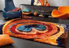 Funky Rugs - Buy Rugs Online from Rugs Direct Green Carpet, Beige Carpet, Patterned Carpet, Carpet Colors, Tapis Funky, Funky Rugs, Colorful Rugs, Cost Of Carpet, Rugs On Carpet