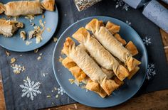 Alyn Williams' chicken Christmas crackers