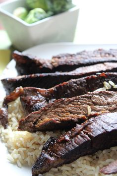 Asian Flank Steak Recipe! Super easy to make Asian Flank Steak marinade and recipe!
