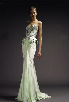 dress couture fashion www.luxefashiongroup. com